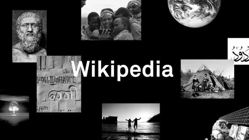 Snøhetta para trabajar con la comunidad de Wikipedia sobre la nueva identidad de marca