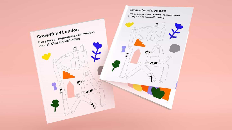 Templo lanza una identidad lúdica para el Crowdfund London del alcalde de Londres