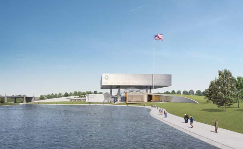 Medalla Nacional de Honor Museo en Arlington
