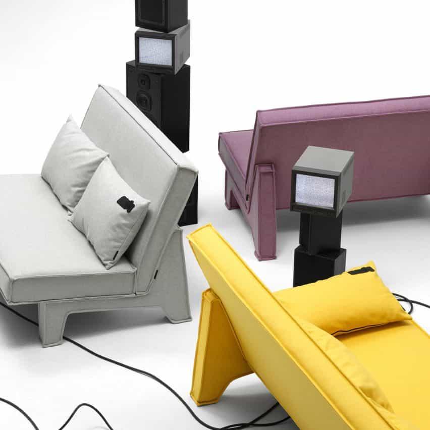 ¡BAM! sofá de Massproductions