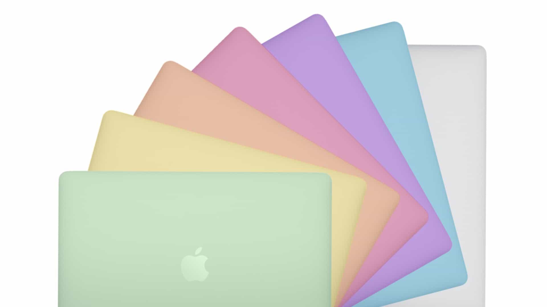 ¿Te encanta el diseño de iMac 2021 de Apple? Espere hasta que vea el nuevo MacBook Air