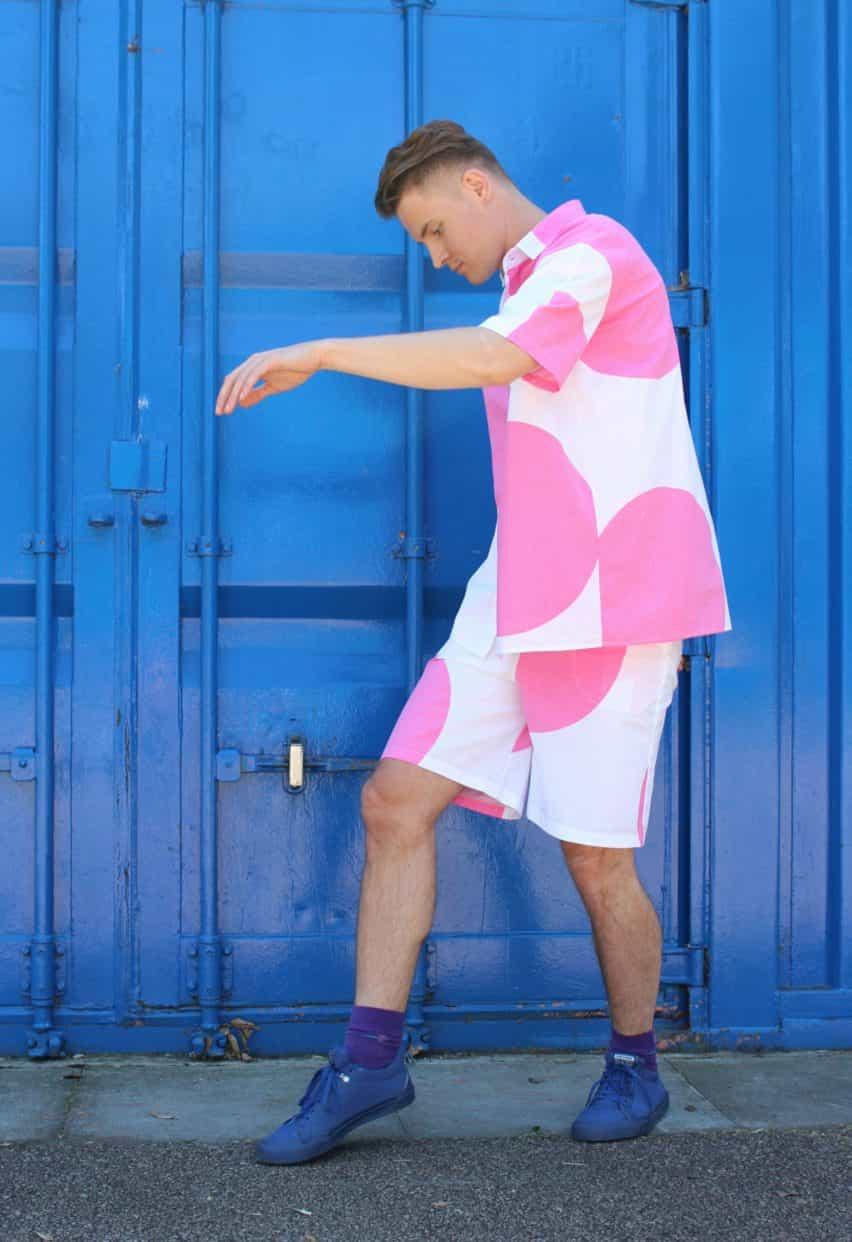 Danielle Elsener desarrolla un sistema de diseño sin residuos para reformar la industria de la moda