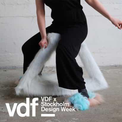 Stockholm Design Week y VDF presentan nominados Formex Nova de este año