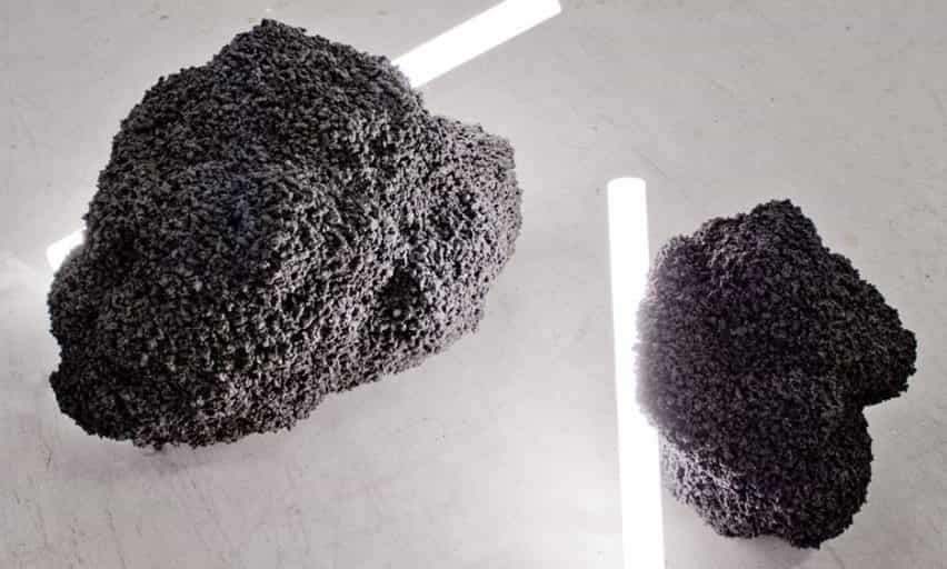 Luminoso Formas de Stine Mikkelsen