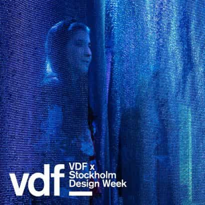 tour exclusivo de exposición AI Hyper humano con el diseñador de Monica Förster para VDF x Stockholm Design Week