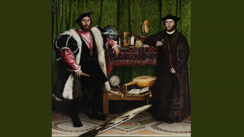 ¿Es esta ilusión óptica del siglo XVI la más antigua (y más oscura) de la historia?