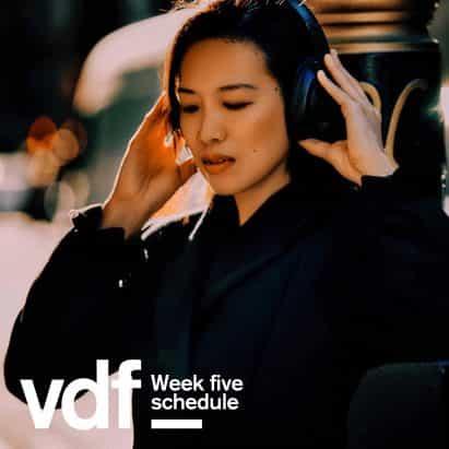 característica de Archigram, Faye Toogood, Reiulf Ramstad y Rosey Chan en VDF esta semana