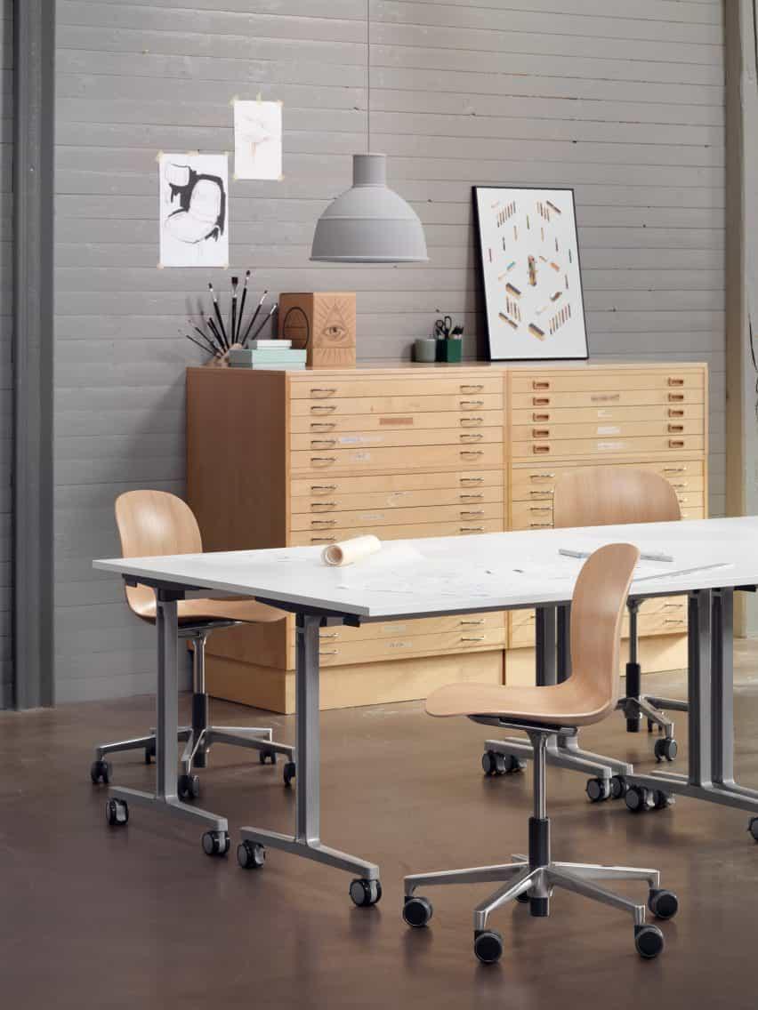 RBM u-Connect en el interior de una oficina