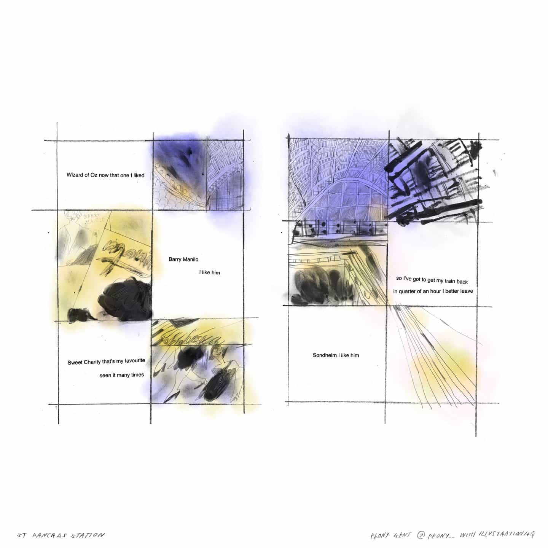 Peony Gent: Piano de Overlay (Copyright © Peony Gent, 2021)