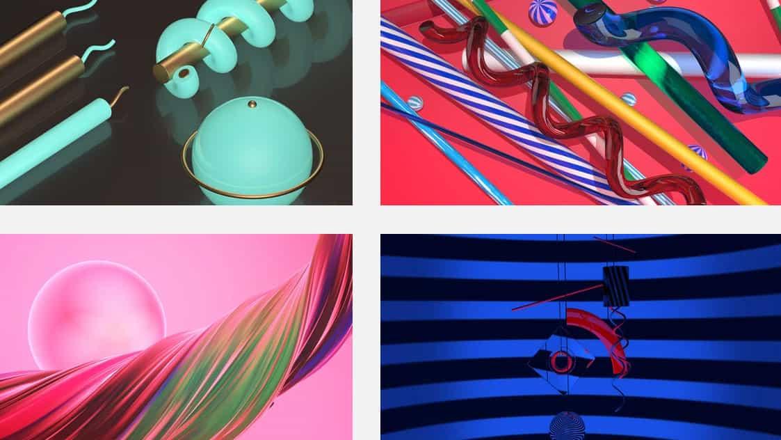 9 plantillas de cartera impresionantes para creativos