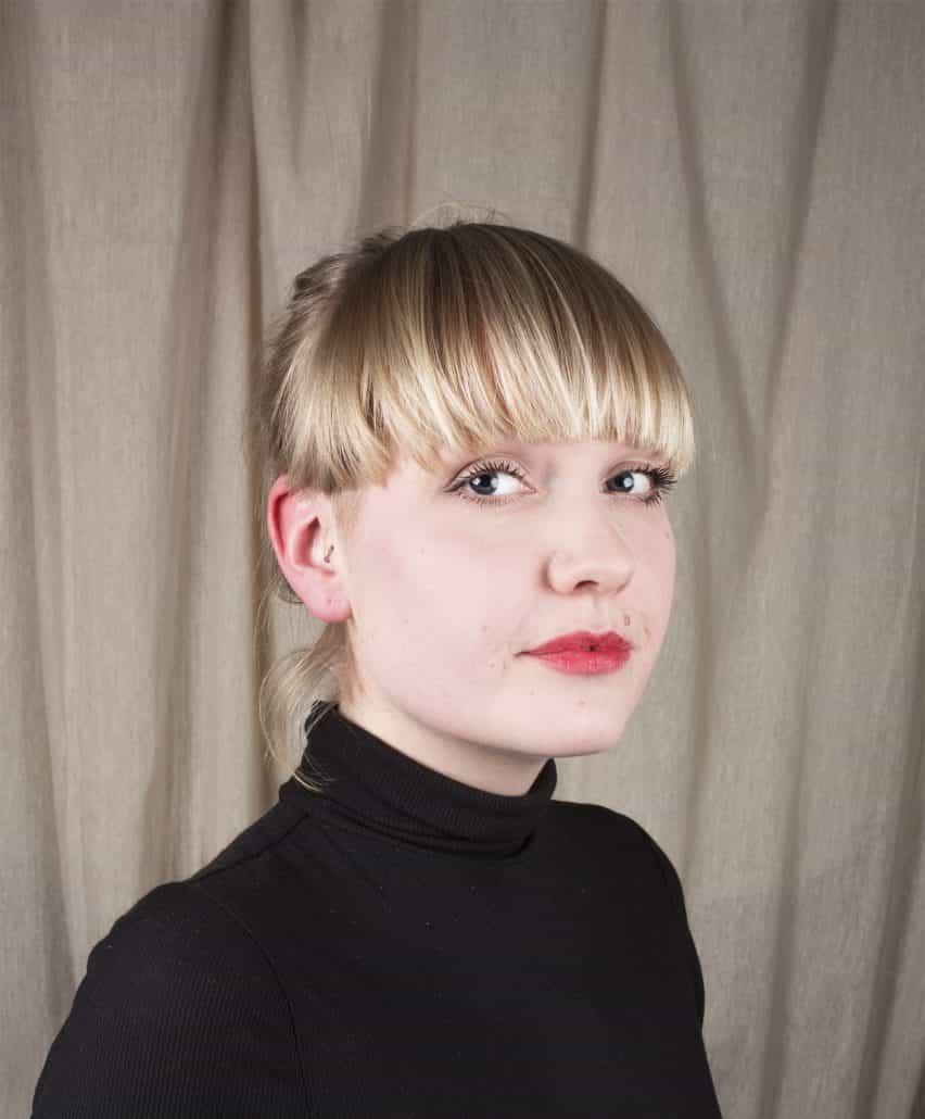 Teodora Alfredsdottir es un diseñador de productos de Islandia