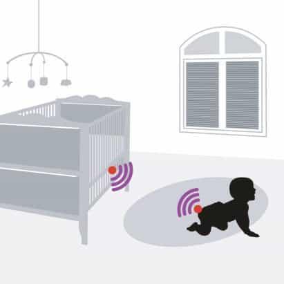 MIT desarrolla bajo costo pañal inteligente que notifica a los padres cuando están mojadas