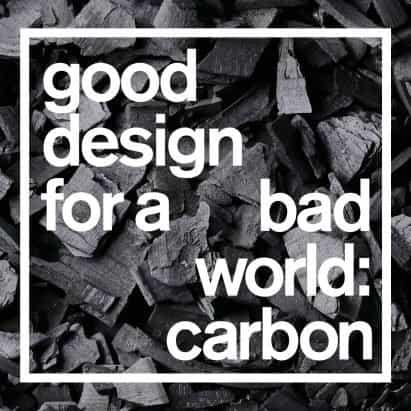 Vea nuestra charla Good Design for a Bad World sobre el carbono en la Dutch Design Week 2021