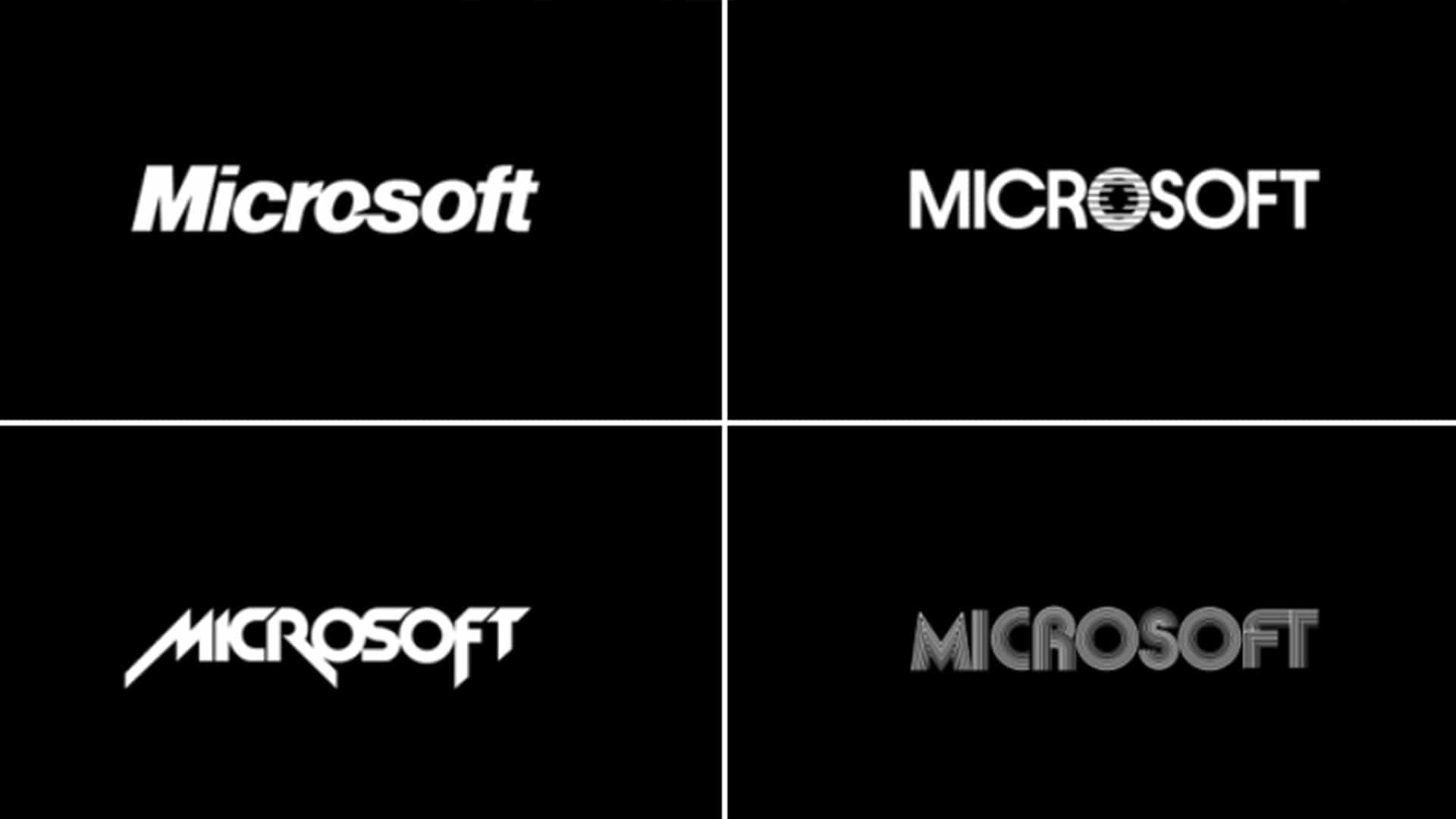 Los viejos logotipos de Microsoft nos recuerdan por qué amamos el diseño gráfico