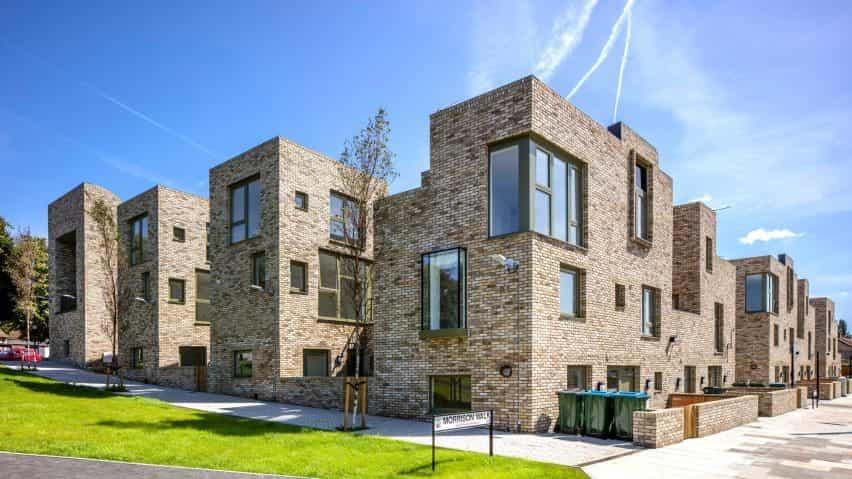 Vivienda de Rochester Way en Greenwich por Peter Barber Architects
