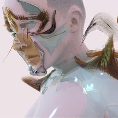 Marcel / a Baltarete utiliza la animación 3D como terapia para la disforia de género
