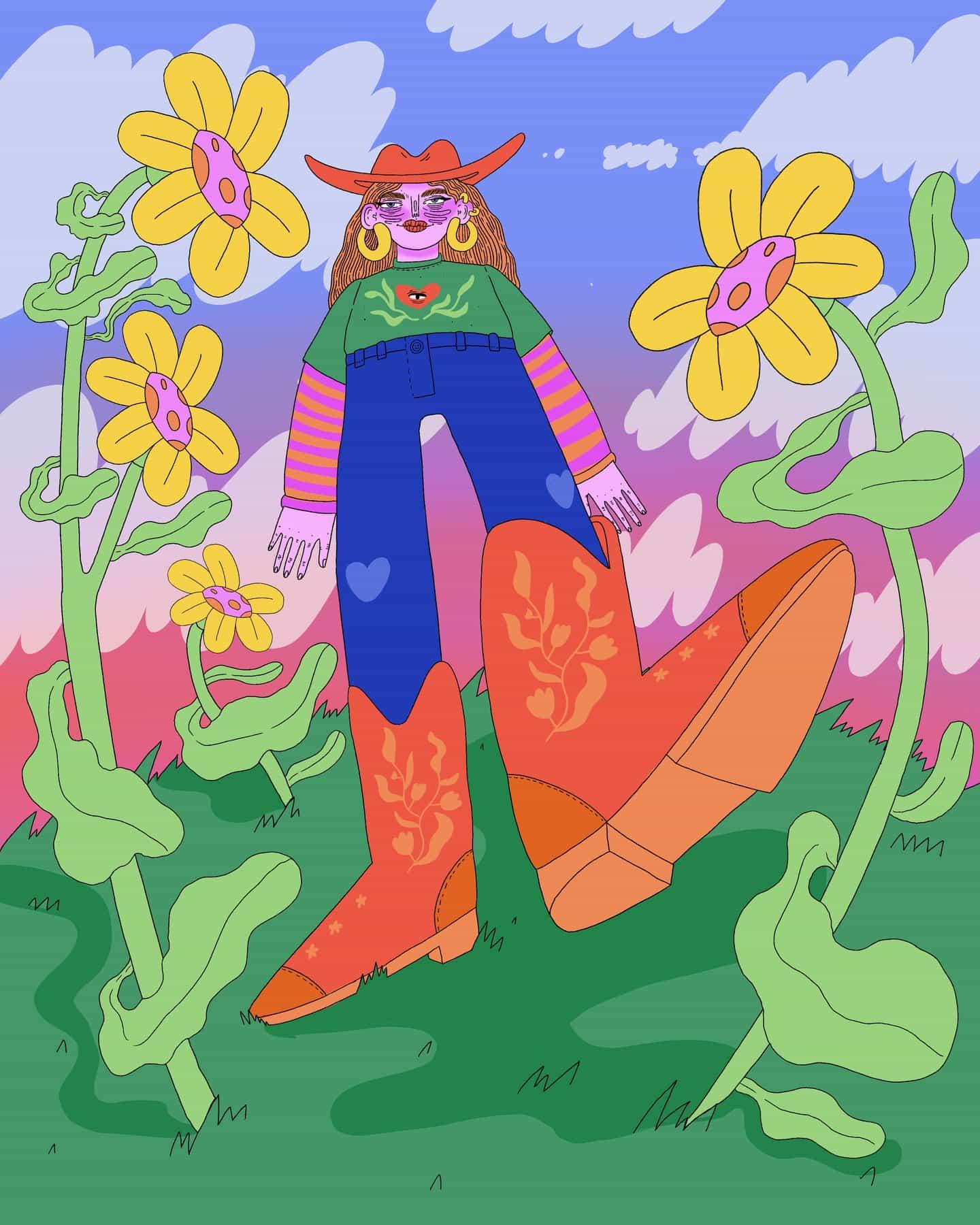 """Entra en el ilustrativo mundo """"Doolittle"""" de la artista Eliza Williams"""