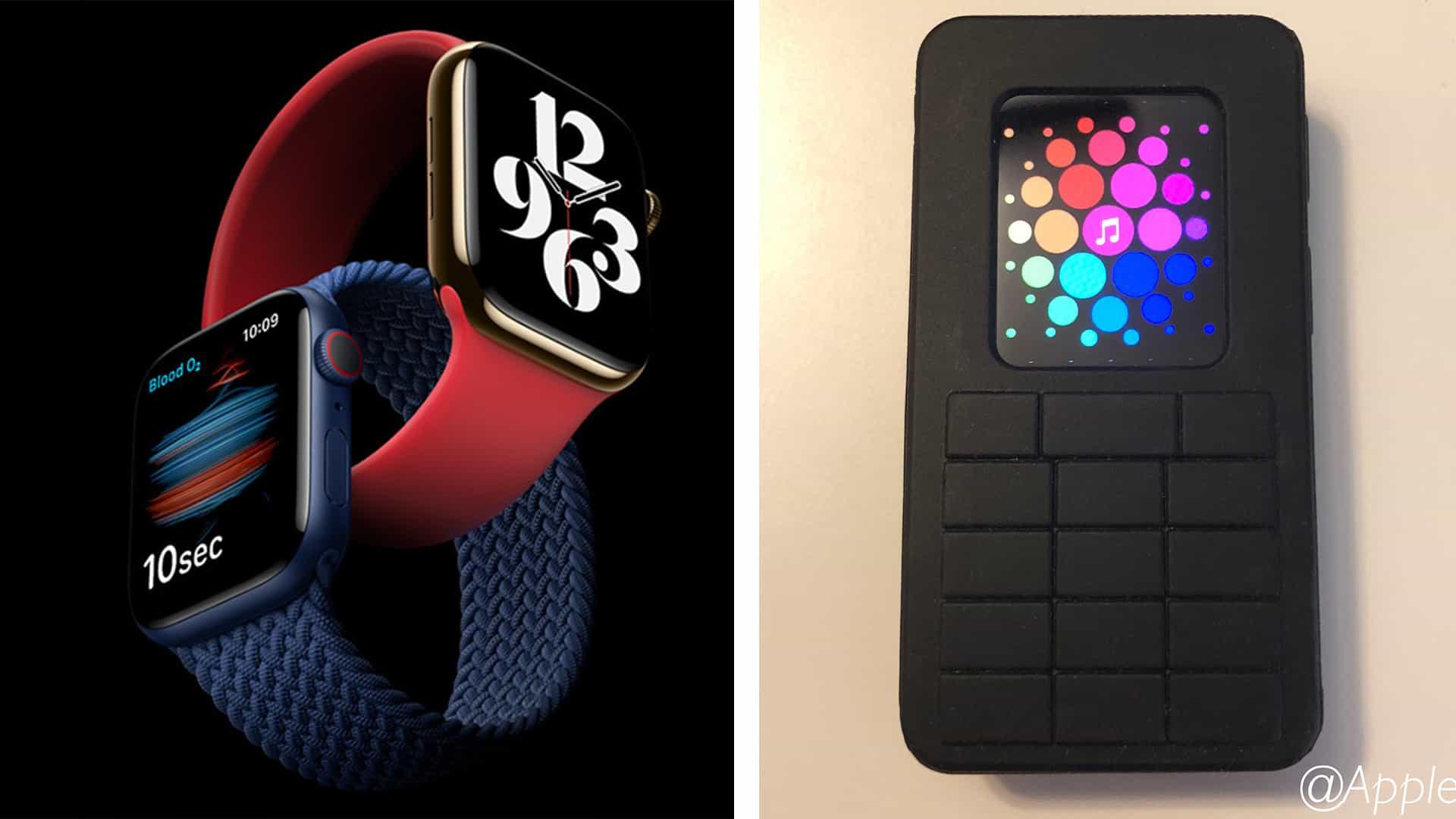 El Apple Watch original se mantuvo en secreto con este ingenioso disfraz