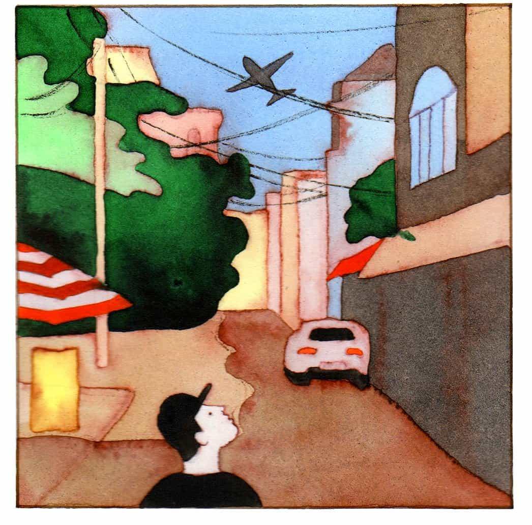 El uso de los alimentos como su musa, André Derainne ilustra una deliciosa representación de Ho Chi Minh