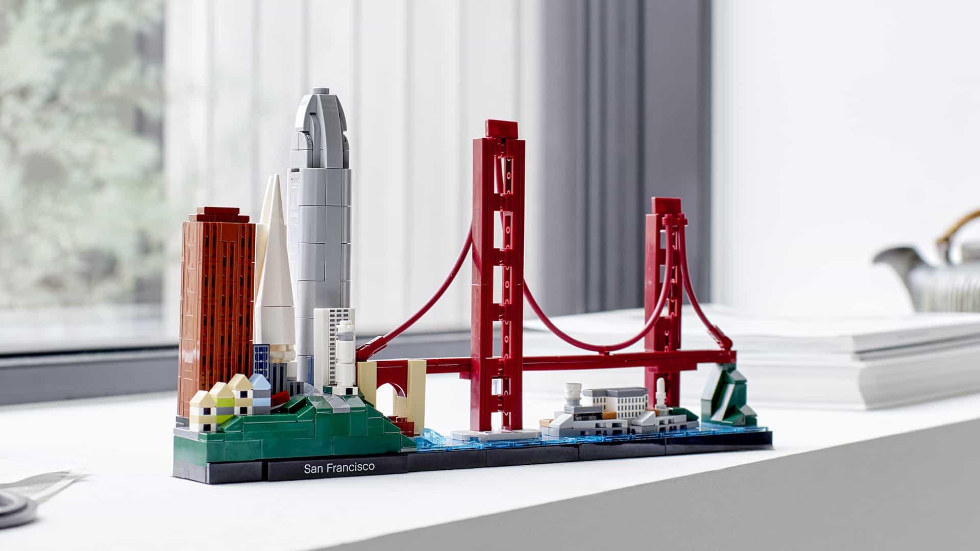 Los mejores juegos de Lego Arquitectura de 2020