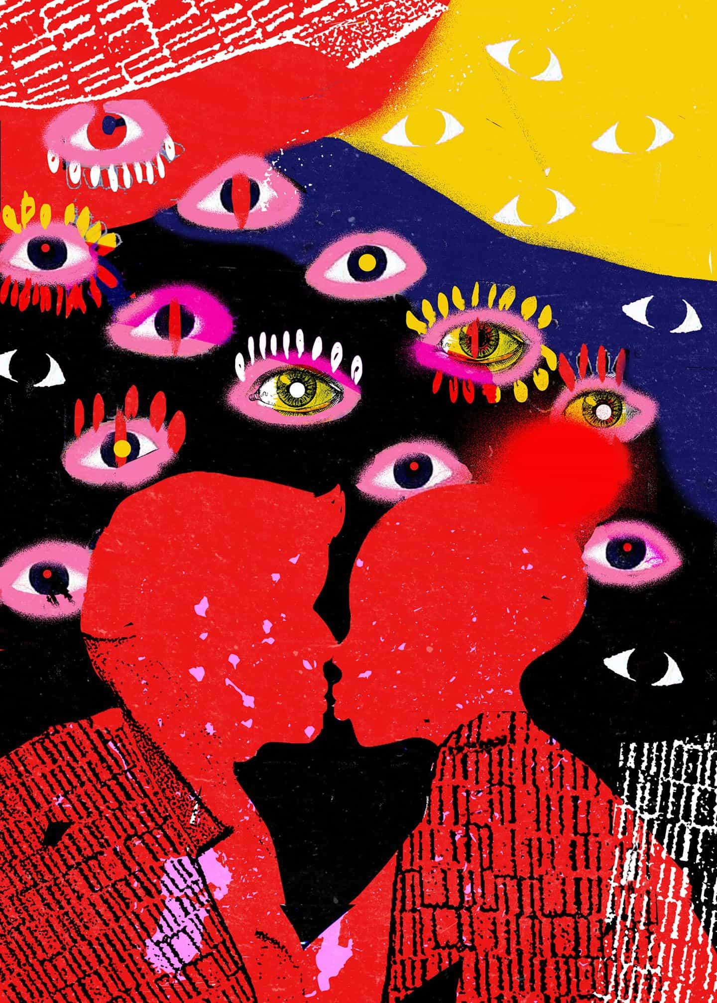 Ngadi Smart: Valerie Ntinu sobre su relación interratial, Por qué entiendo que los negros desaprueban a mi pareja blanca, para oneworld magazine (Copyright © Ngadi Smart, 2021)