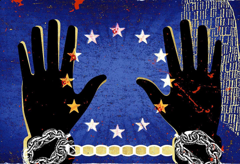 Ngadi Smart: Gary Yonge en What Black America Means to Europe, para OneWorld Magazine (Copyright © Ngadi Smart, 2021)