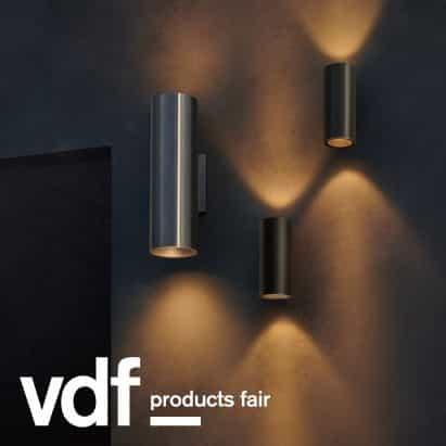 Meteor Lighting lanza tres nuevas colecciones en la feria de productos VDF