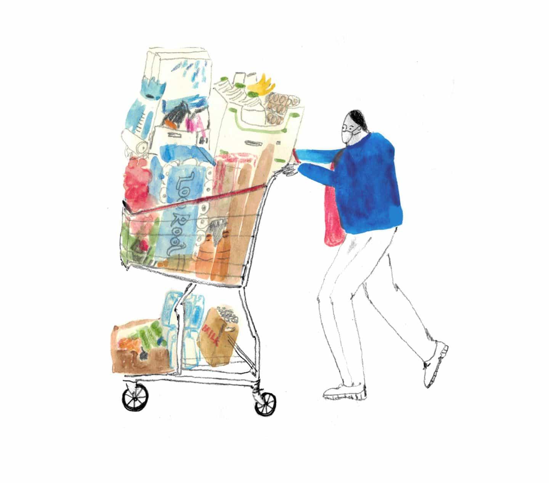 Las obras de Danielle Rhoda suponen un aporte de la personalidad a pesar de su estilo minimalista