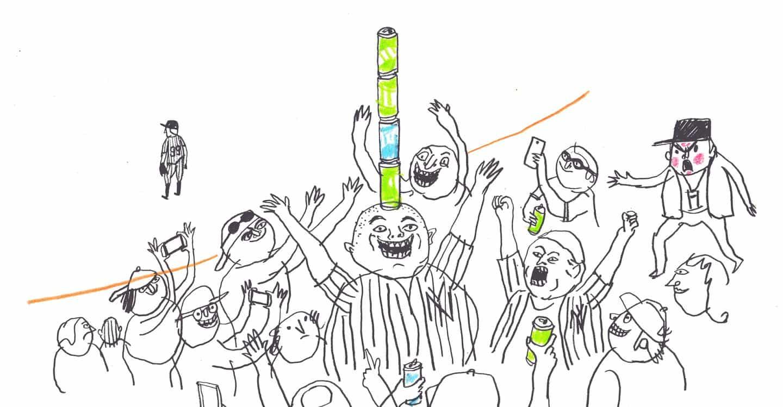 Ed Corcel en lo que se necesita para convertirse en un dibujante de The New Yorker