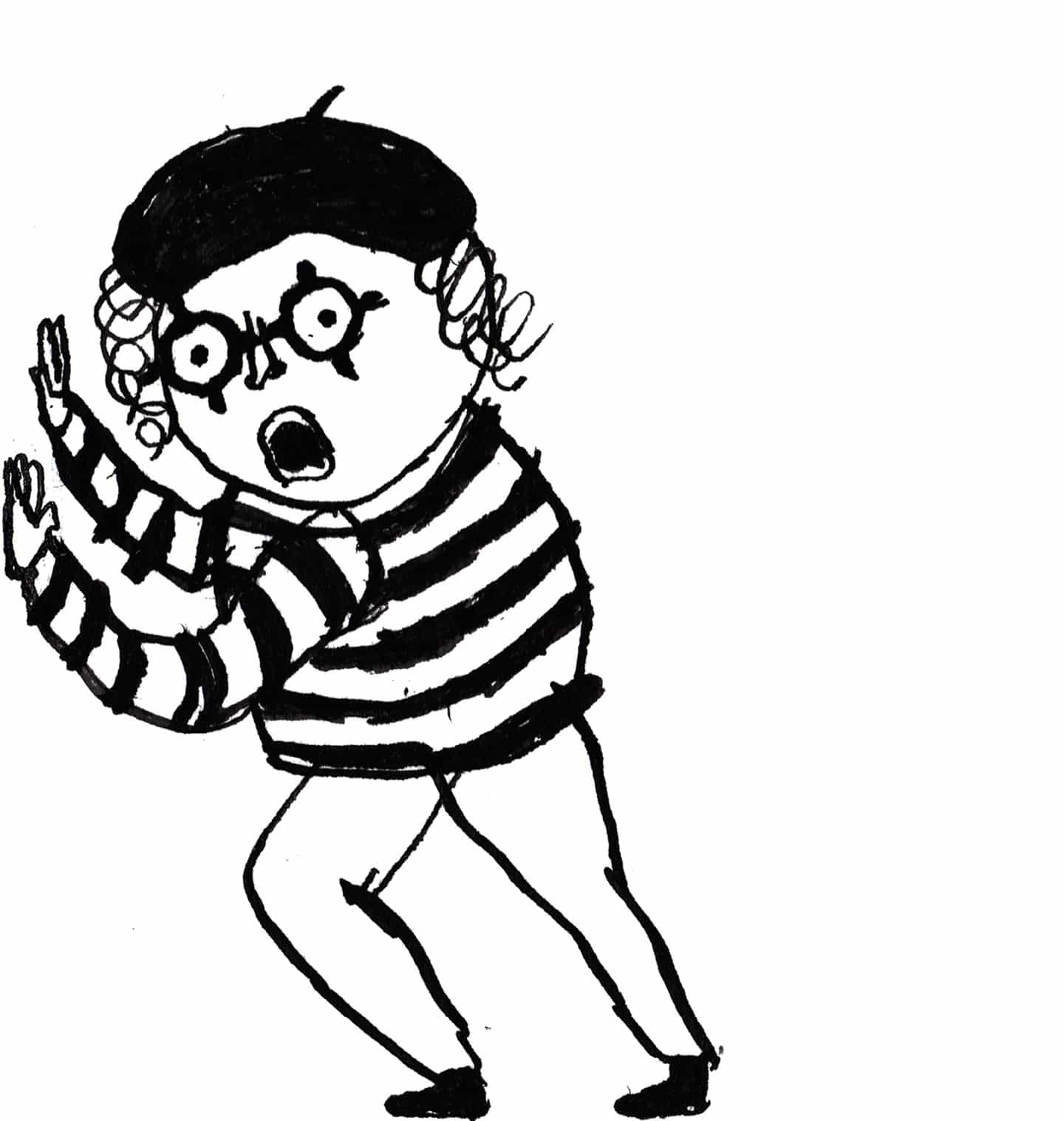 Ed Corcel: Mime