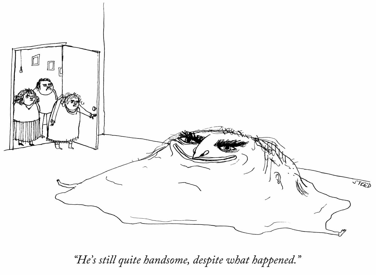 © Ed Corcel © The New Yorker