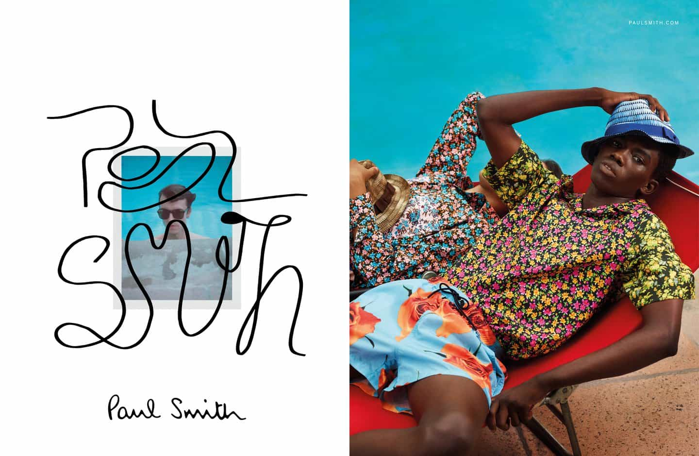 Wei Prior: Paul Smith SS21 (Copyright © Wei Prior / Paul Smith 2021)