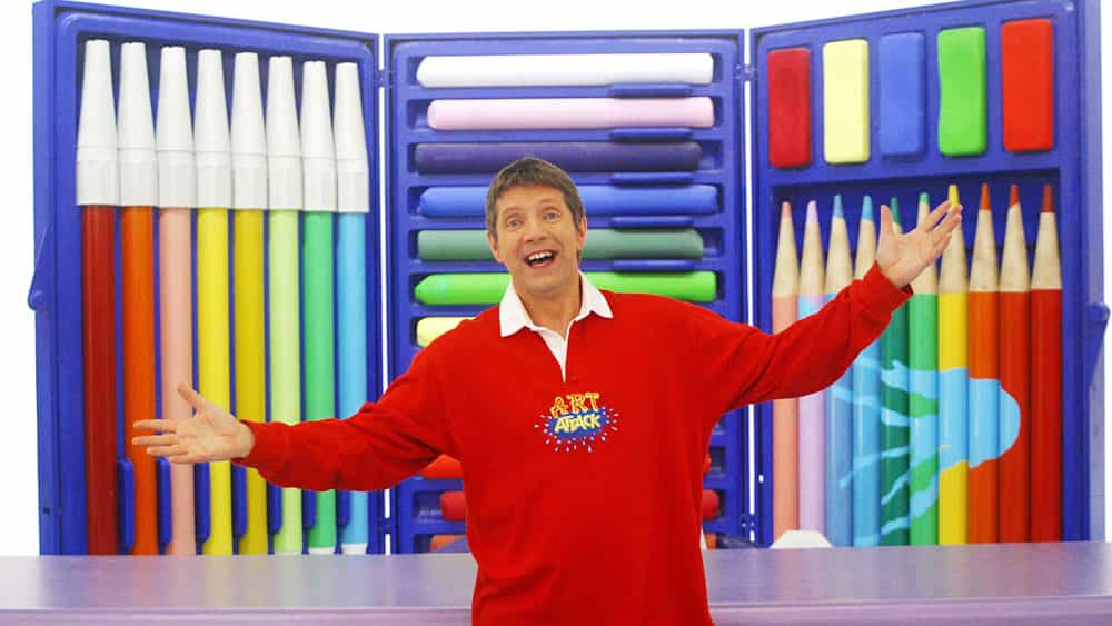 Art Attack Neil Buchanan se niega de Banksy