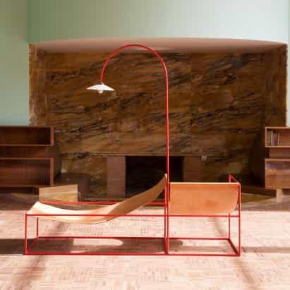 Villa Cavrois sirve como telón de fondo a la exposición Muller Van Severen