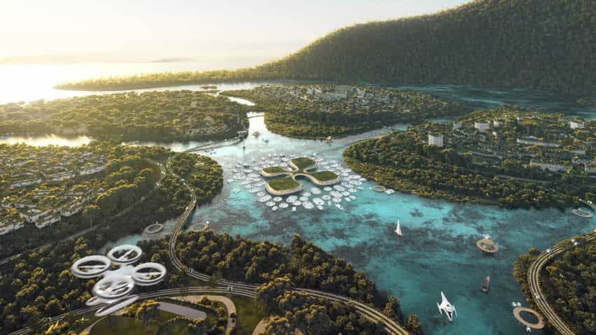 Masterplan de la biodiversidad de la isla de Penang GRANDE
