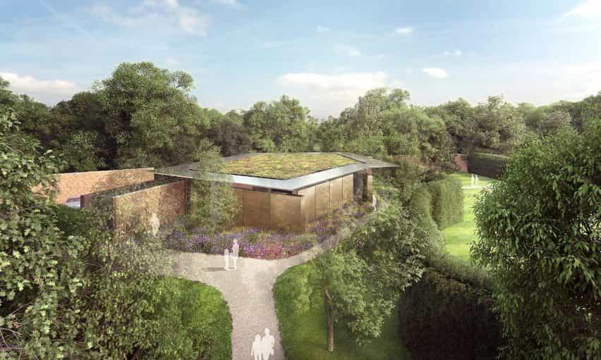 Dodington Parque galería de arte