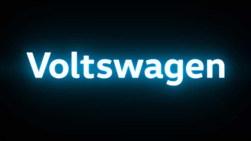 Volkswagen afirma que se está renombrando a sí mismo como Voltswagen