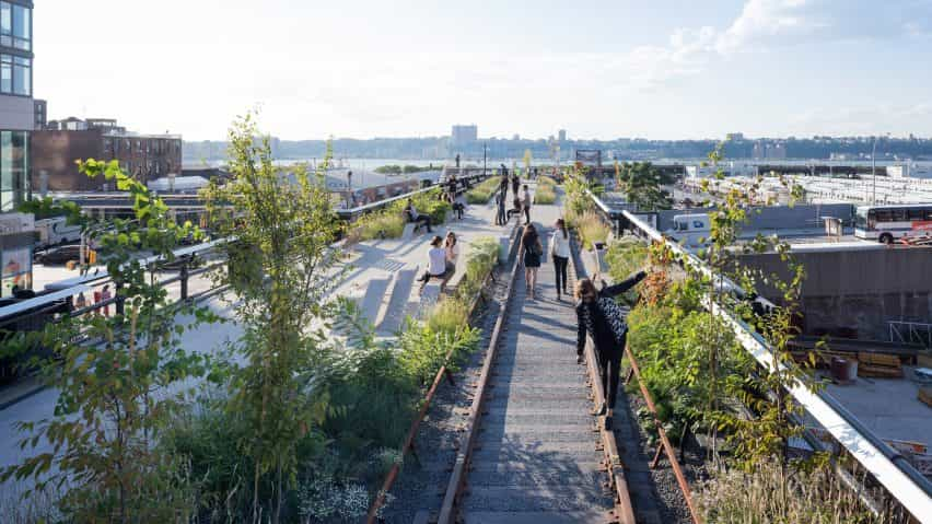 "Revelan propuesta secreta para ""Even Higher Line"" en la cima de high line de Nueva York"
