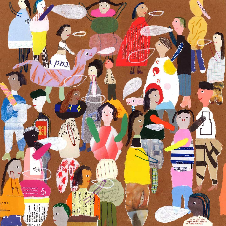 Luyi Wang encuentra inspiración para su trabajo de los niños con los que trabaja