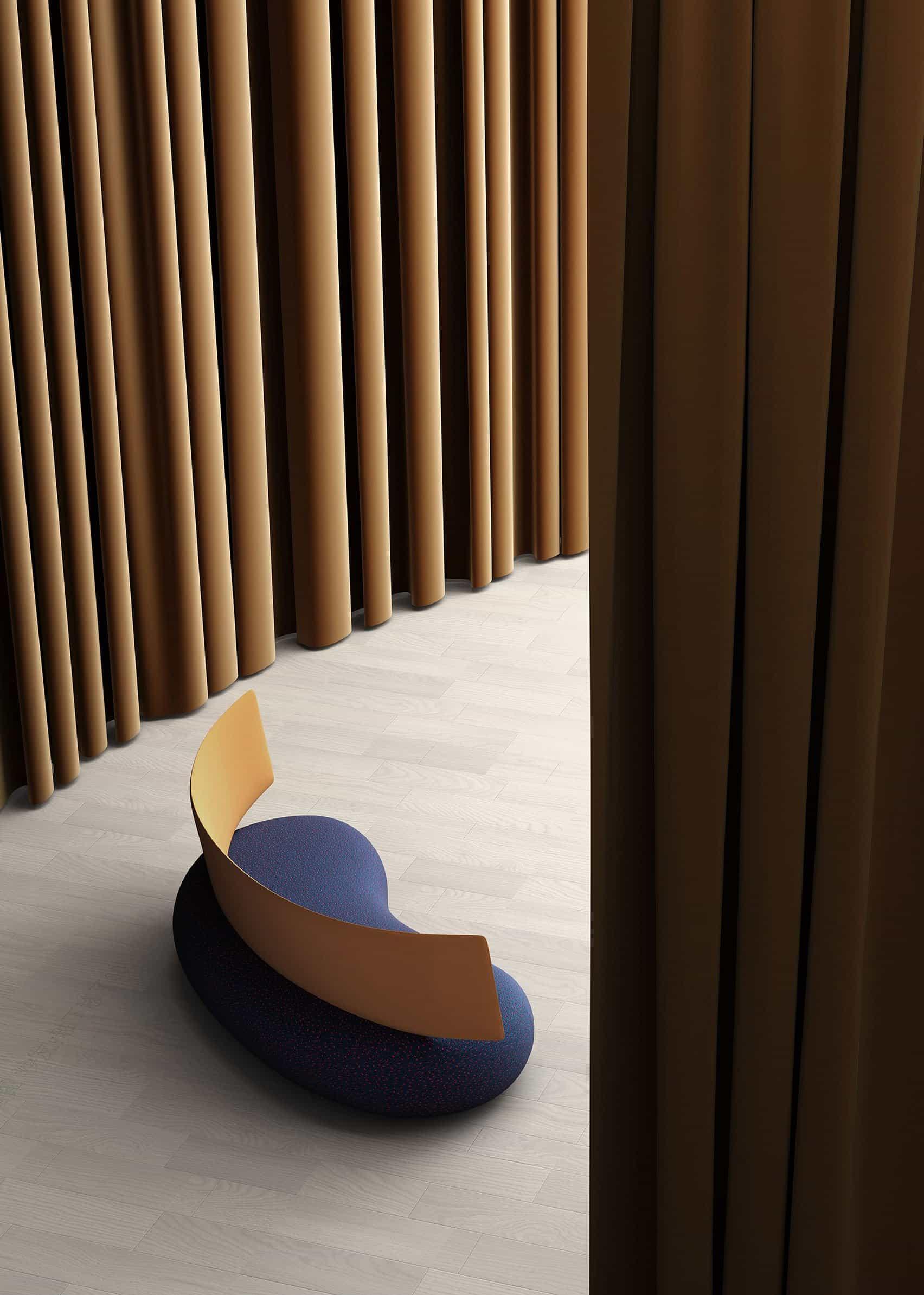 Sofá de Frank Chou