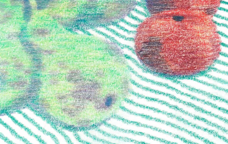Usando tonos apagados y colores nublados, las escenas pastel de aceite de Ciara Quilty-Harper son completamente subversivas