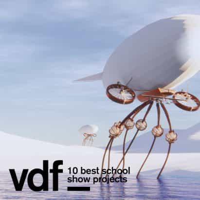 Diez de los proyectos más interesantes de la muestra de la escuela virtual del Festival de Diseño