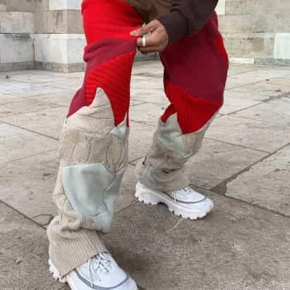 pantalones Blaziken de Brandan Josh