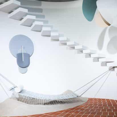 MUT Diseño difumina la línea entre el interior y al aire libre con muebles de Das Haus