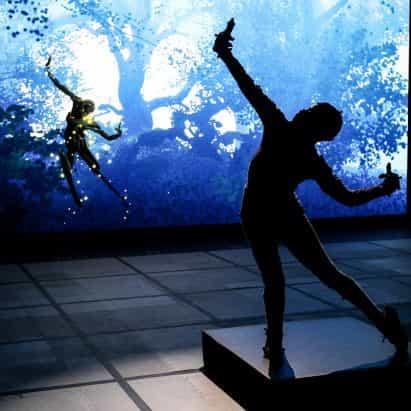 Royal Shakespeare Company montará una obra en vivo en el bosque virtual sueño de midsummer Night