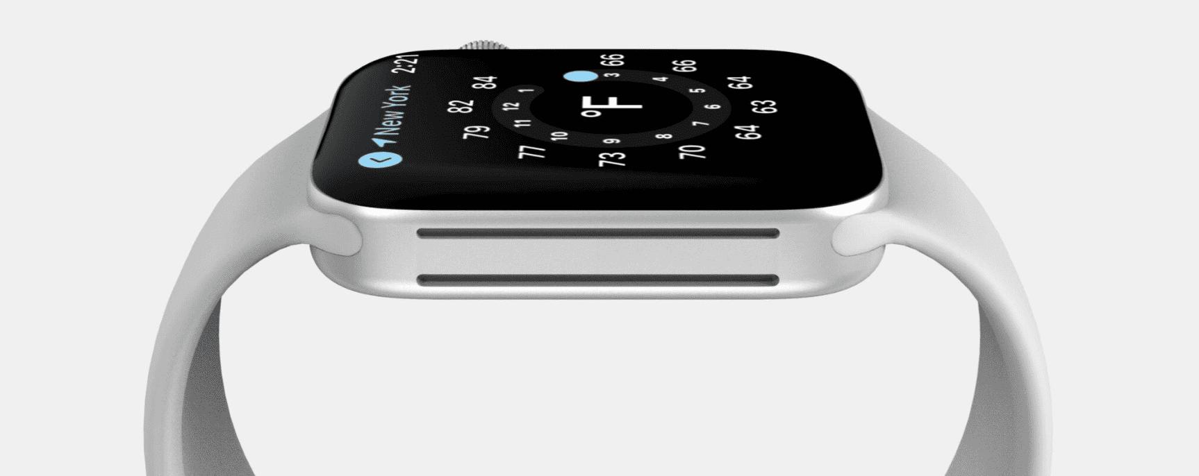 Nuevos y enormes detalles del rediseño de Apple Watch 7 acaban de surgir