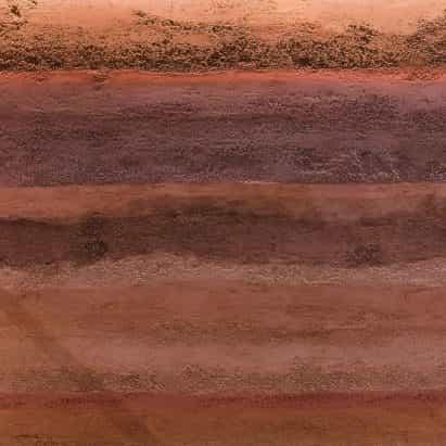 Acabados de tierra apisonada emplastos de arcilla por Clayworks