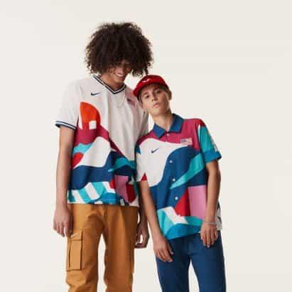 Nike diseña uniformes de skate por primera vez Olímpicos de Tokio 2020