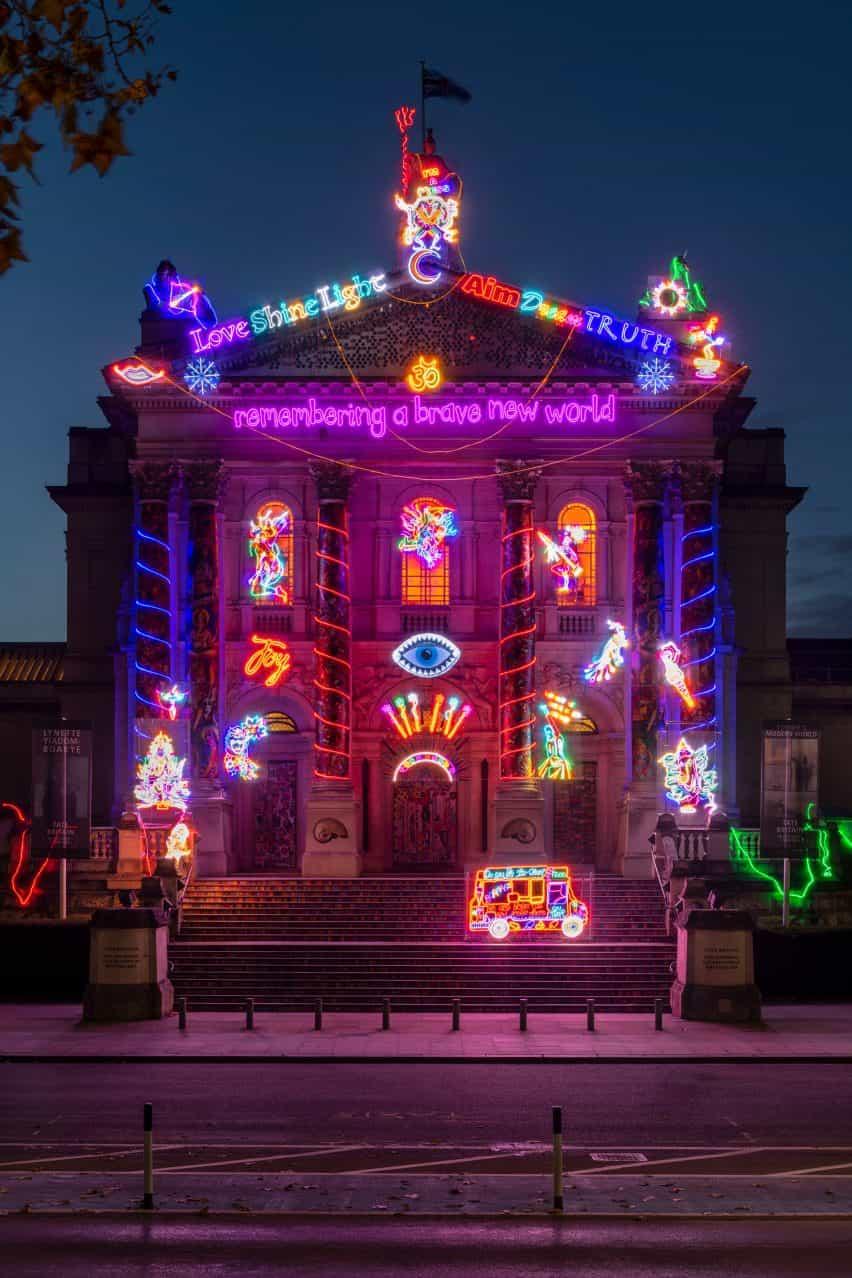 Recordando a un mundo feliz para la Tate Britain