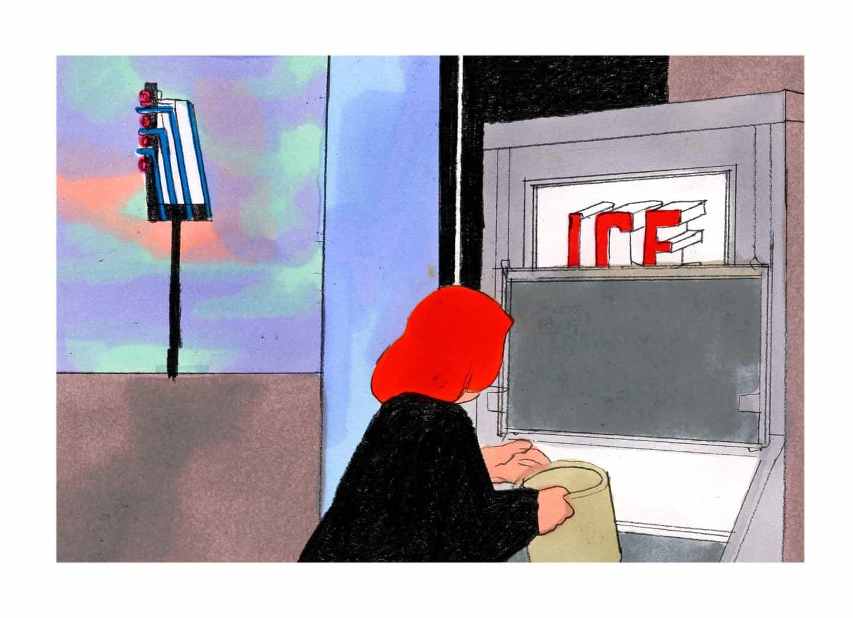 """último de la moda publicación de Melek Zertal en el """"entre bastidores"""" de una investigación X-Files"""